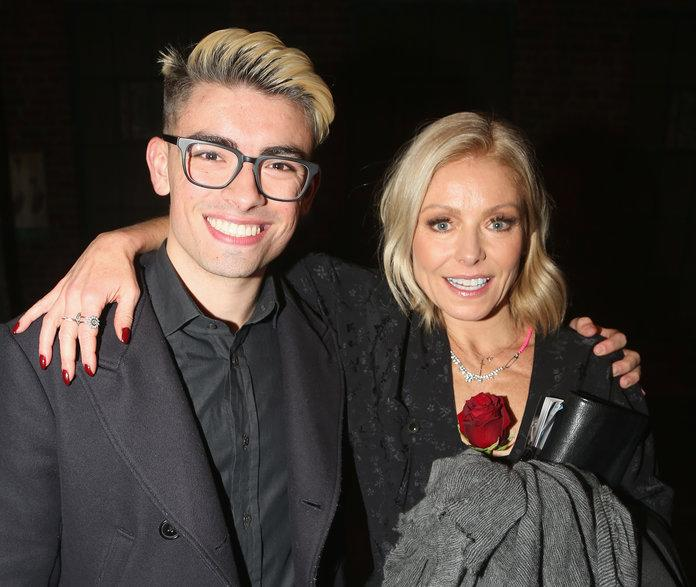 Kelly Ripa says son Michael Consuelos is experiencing 'extreme poverty'