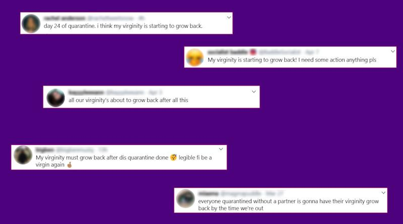 Virgin Again! Netizens Are 'Regaining Virginity' Because of No Sex During Quarantine! Funny Memes and Horny Tweets Go Viral Amid Lockdown