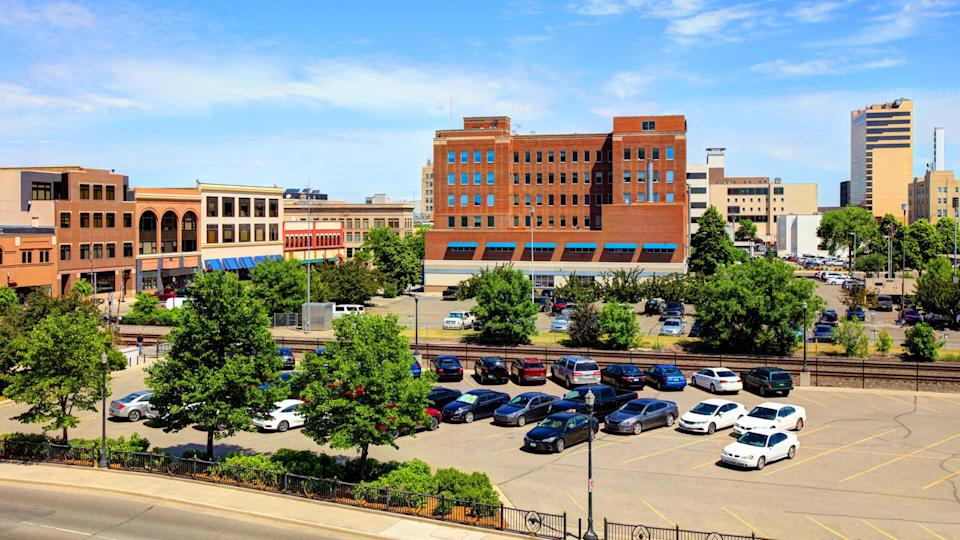 Fargo is the most populous city in the state of North Dakota, accounting for over 15% of the state population.