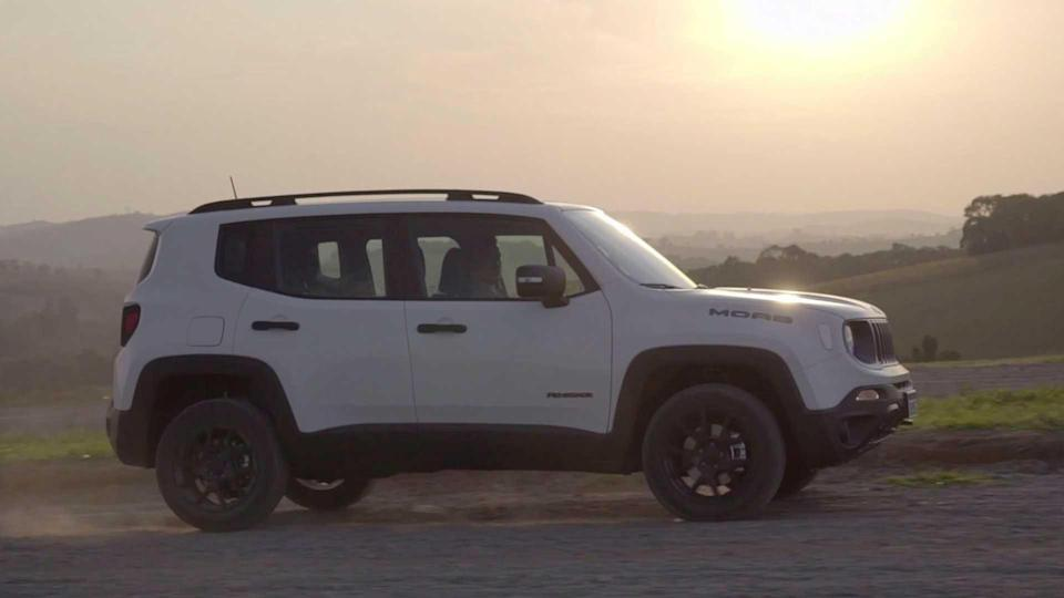 Jeep Renegade Moab 2021