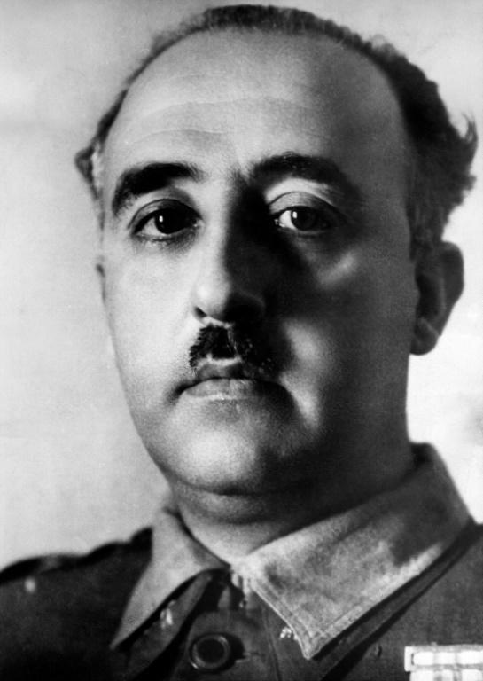 Franco ruled Spain from 1939 until his death in 1975 (AFP Photo/-)