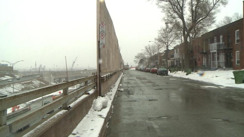 NDG residents call for lower noise levels near Turcot construction site