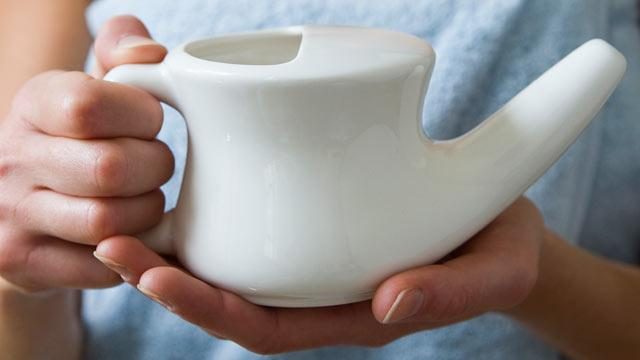 Deadly Infections Linked to Neti Pots