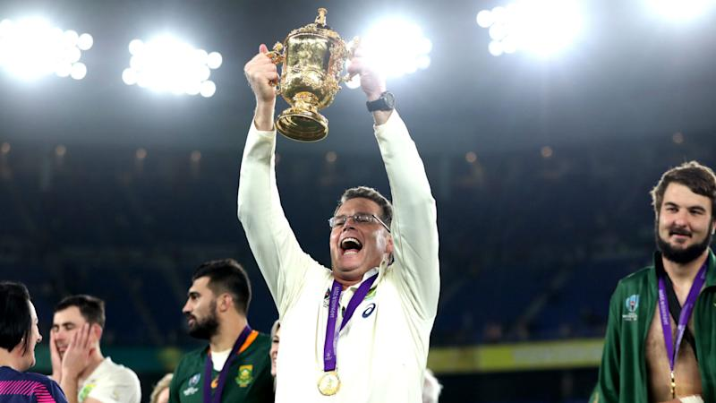 Rugby World Cup 2019: Erasmus was ready to resign before Wellington win
