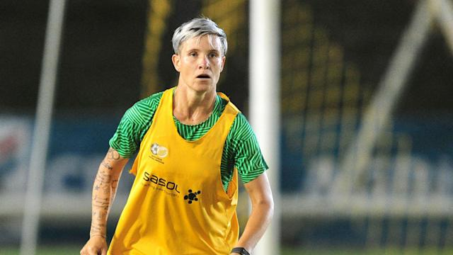 """Ouch!"" was the famous words of ET, and now the Banyana Banyana player"