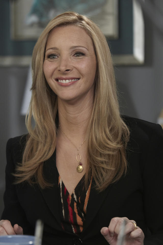 """<P><B>""""Web Therapy"""" (SHO)</b><br> <br><B>Returns July 2</b> <br> <br>This show about Lisa Kudrow doing therapy in three-minutes installments works best when she's got a string of celebrity guests to back her up. Good thing this season includes Meryl Streep, Conan O'Brien, and David Schwimmer.</P>"""