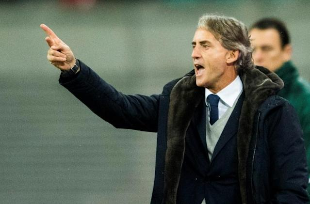 Roberto Mancini won league titles with both Man City and Inter Milan, but has struggled in Russia with Zenit