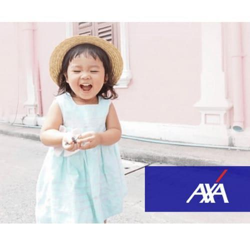 Best endowment plans in Singapore - AXA Early Saver Plus