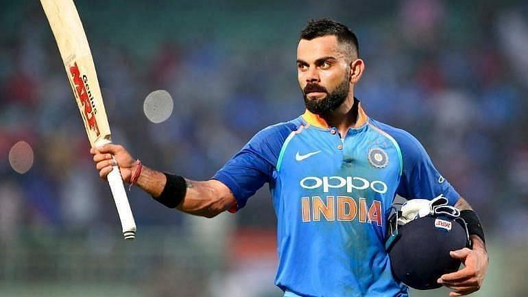 Virat Kohli has an impressive average of 64.88 against Australia in T20I cricket