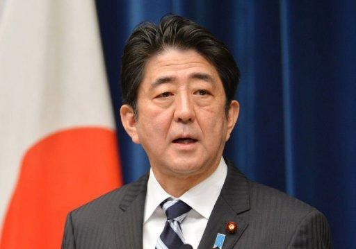Stimulus addict Japan gets huge fix from Abe