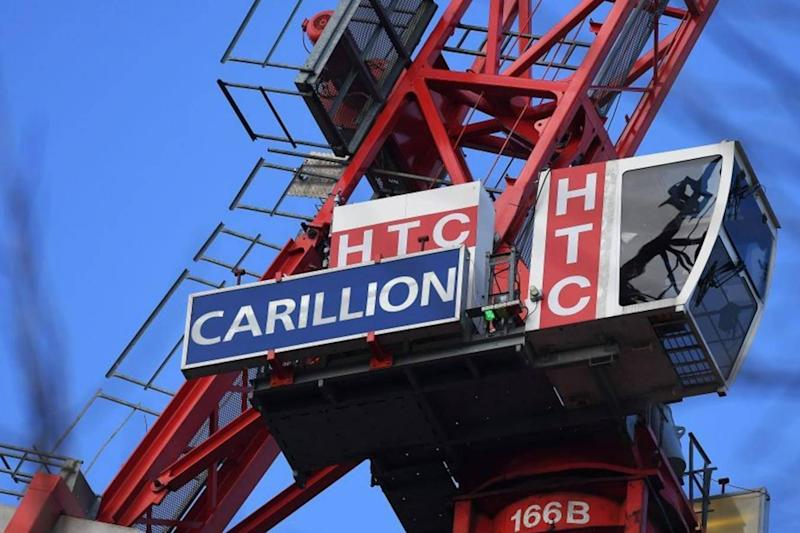 Galliford Try plans to raise £150m to help cover the impact of Carillion's liquidation: EPA
