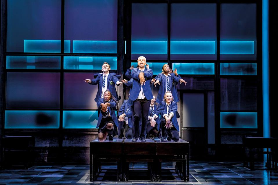 The company of Everybody's Talking About JamieJohan Persson