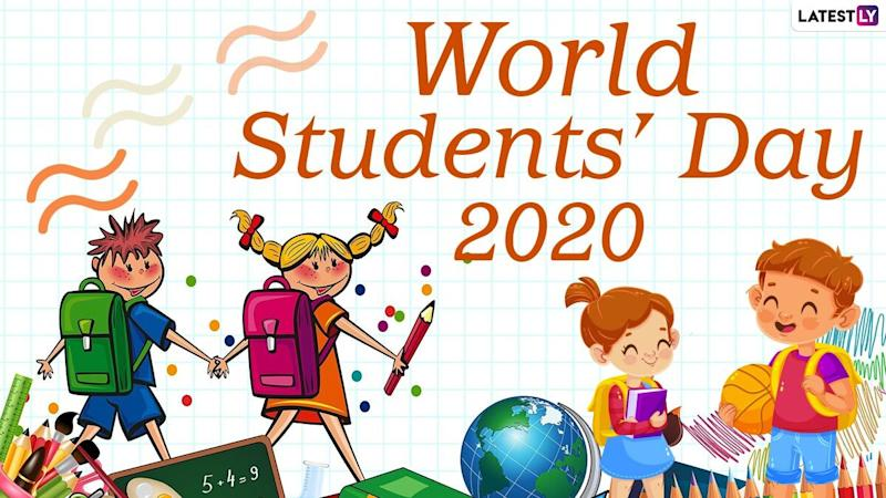World Students' Day 2020: From Following a Healthy Diet to Rewarding Yourself, 5 Tips Students Can Follow to Stay Motivated Amid the COVID-19 Pandemic