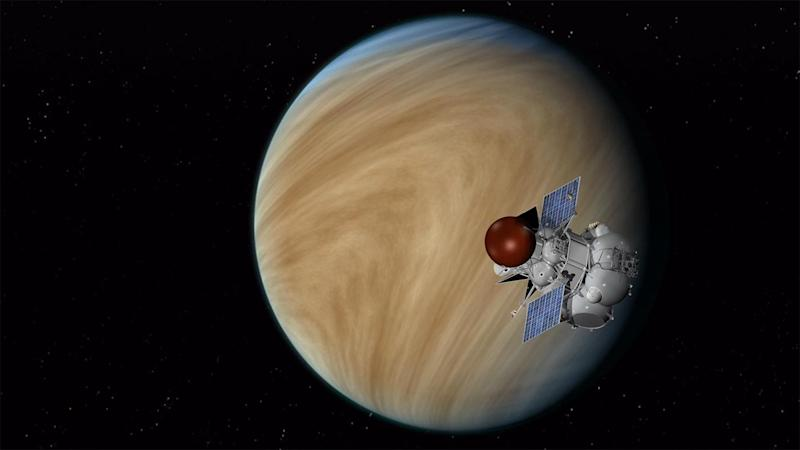 NASA Working With Russia On Next Venus Mission Objectives