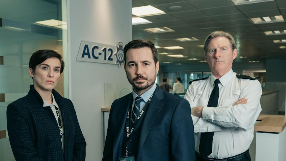 The police procedural has beaten its own ratings record.