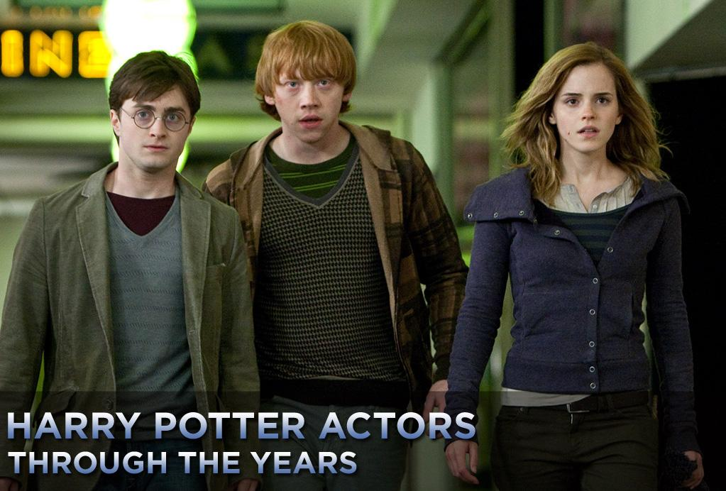 "For millions of fans around the world, the Harry Potter franchise has been one of the most consistently entertaining (and lucrative) series in movie history. For the actors who played the young wizards of Hogwarts, the series is more like extremely expensive home movies: they literally grew up in front of the camera. With ""<a href=""http://movies.yahoo.com/movie/1810004780/info"">Harry Potter and the Deathly Hallows - Part 1</a>"" coming to theaters on November 19, we have put together a gallery of how the Harry Potter kids changed over the years, along with how old they were when each movie was released."