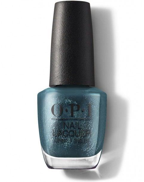 "<h3>To All a Good Night</h3><br>If you like a <a href=""https://www.refinery29.com/en-gb/2019/08/240390/teal-nail-polish"" rel=""nofollow noopener"" target=""_blank"" data-ylk=""slk:glossy teal or aquamarine manicure"" class=""link rapid-noclick-resp"">glossy teal or aquamarine manicure</a>, you'll love this shimmery upgrade.<br><br><strong>OPI</strong> To All A Good Night Nail Lacquer, $, available at <a href=""https://www.opiuk.com/shop/to-all-a-good-night-nail-lacquer.html"" rel=""nofollow noopener"" target=""_blank"" data-ylk=""slk:OPI"" class=""link rapid-noclick-resp"">OPI</a>"