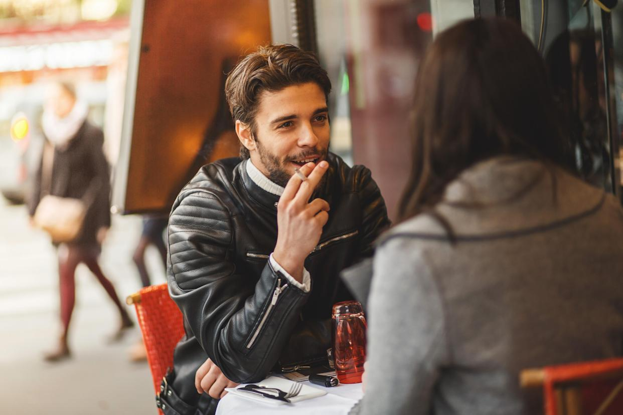 The outside areas of bars, restaurants and offices are all set to become smoke-free zones in Oxfordshire. (Getty Images)