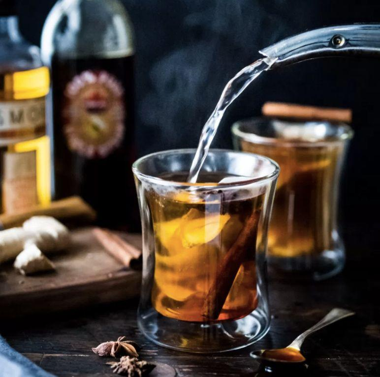 """<strong>Get the <a href=""""http://www.feastingathome.com/maple-ginger-hot-toddy/"""" target=""""_blank"""">Maple Ginger Hot Toddy recipe</a>&nbsp;from Feasting at Home</strong>"""