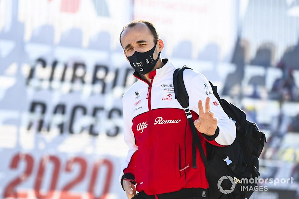 "Robert Kubica, piloto de test de Alfa Romeo<span class=""copyright"">Mark Sutton / Motorsport Images</span>"