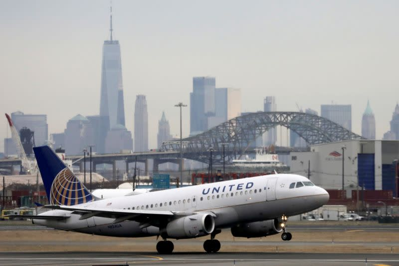 United Airlines testing global health app on UK-U.S. flight in effort to reopen borders