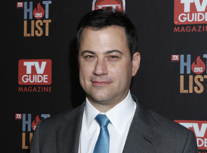 Jimmy Kimmel moves to late-night's sweet spot