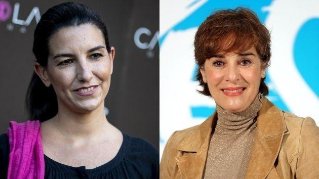Rocío Monasterio y Anabel Alonso. (Photo: GTRES)