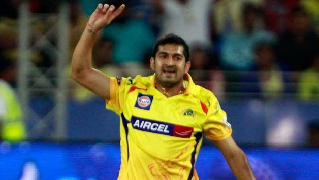 Mohit's best IPL days came in a yellow jersey