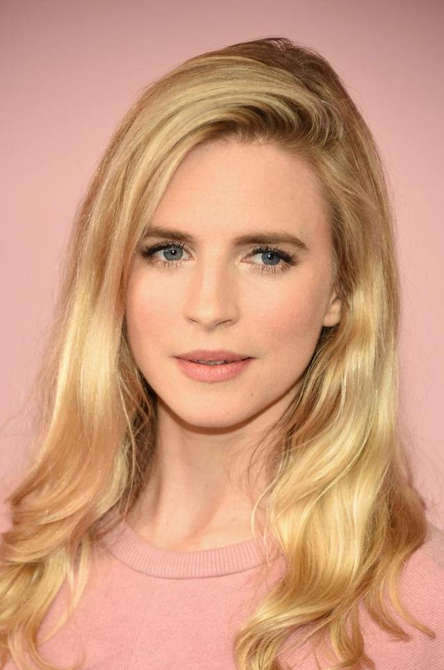 Brit Marling in 2017 (Photo: Dimitrios Kambouris/Getty Images)