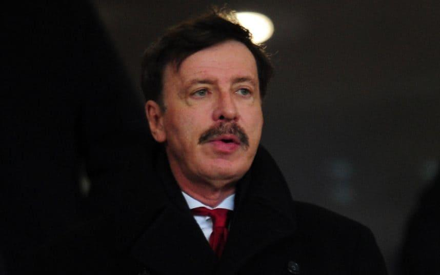 Arsenal majority shareholder Stan Kroenke