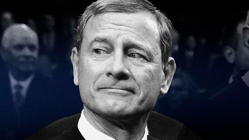 Chief Justice John Roberts' opinion in June Medical Services v. Russo gives lower courts the argument to roll back protection of abortion rights. (Photo: Illustration: Damon Dahlen/HuffPost; Photos: AP)