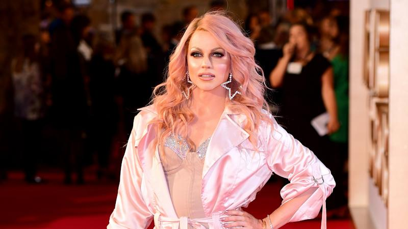 <p>The drag artist – real name Shane Jenek – came second on Dancing With The Stars Australia.</p>