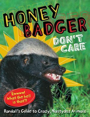 The Man Behind the Honey Badger Is a Creature of the Internet