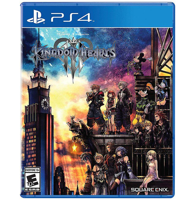 "<p><strong>Square Enix</strong></p><p>amazon.com</p><p><strong>$19.99</strong></p><p><a href=""http://www.amazon.com/dp/B00DBF81JS/?tag=syn-yahoo-20&ascsubtag=%5Bartid%7C10054.g.28398481%5Bsrc%7Cyahoo-us"" target=""_blank"">Buy</a></p><p>With a ton of content and fantastic gameplay, along with new DLC coming this winter, <em>Kingdom Hearts III</em> is definitely worth picking up.<br></p>"