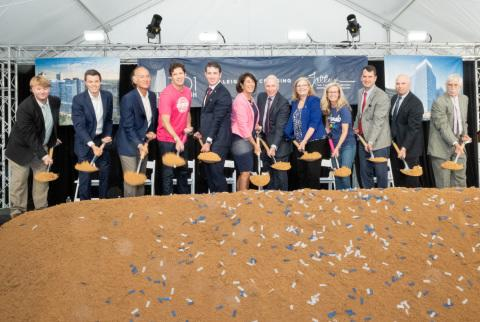 The Fallon Company Breaks Ground on Phase One of Transformative New Mixed-Use Development Raleigh Crossing