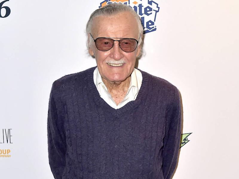 Stan Lee's daughter suing his former personal assistant