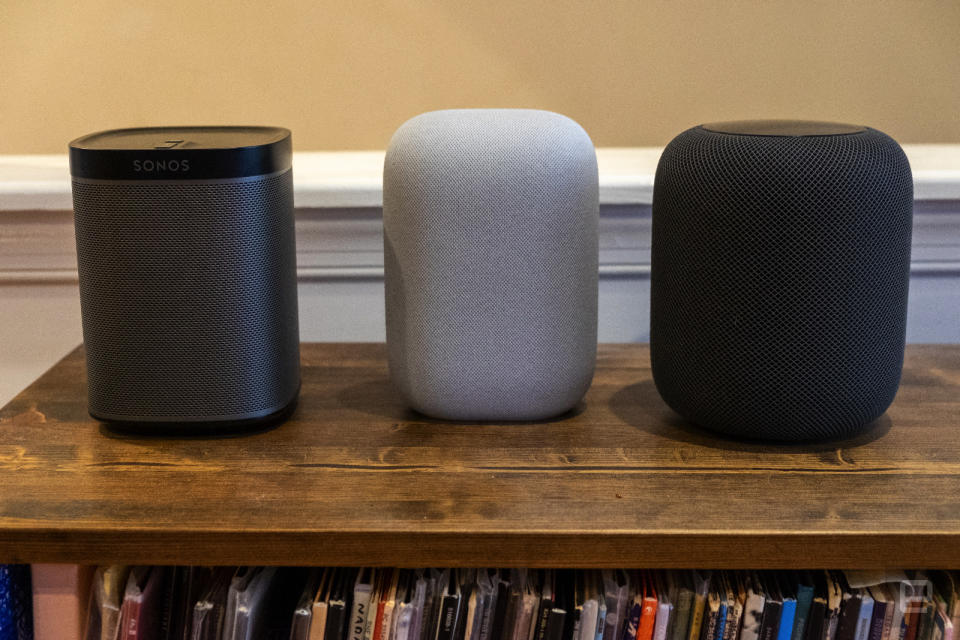 Google Nest Audio smart speaker