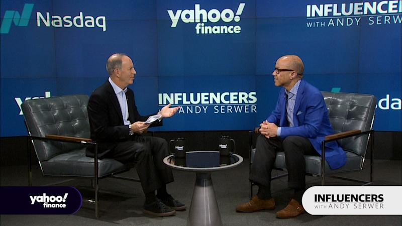 Ford Foundation President Darren Walker appears on Influencers with Andy Serwer.