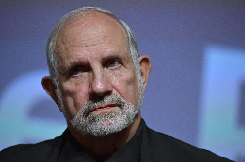 US director and producer Brian De Palma says he plans to tackle the story of disgraced movie mogul Harvey Weinstein (AFP Photo/Tiziana FABI)
