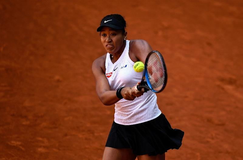 Improved Osaka reaches Madrid Open quarters