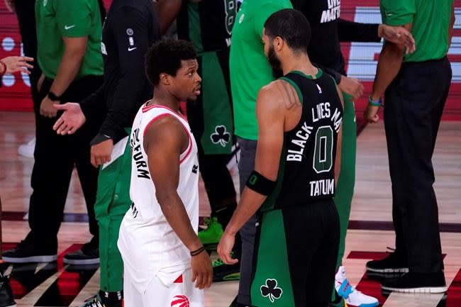 Celtics' young core heads back to East finals, once again