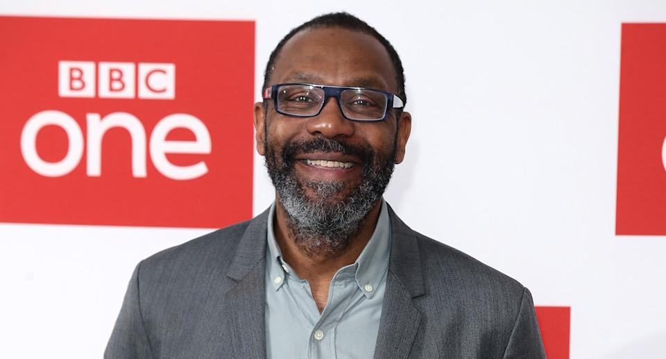 Sir Lenny Henry also stars in the campaign. (Photo by Mike Marsland/Mike Marsland/WireImage)