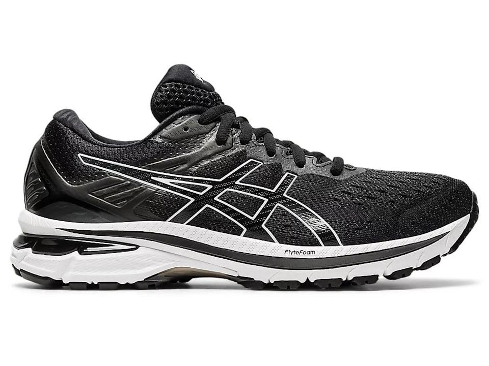 <p>When you're going for a run or getting ready for a HIIT session, these <span>Asics GT-2000 9</span> ($120) can do it all.</p>