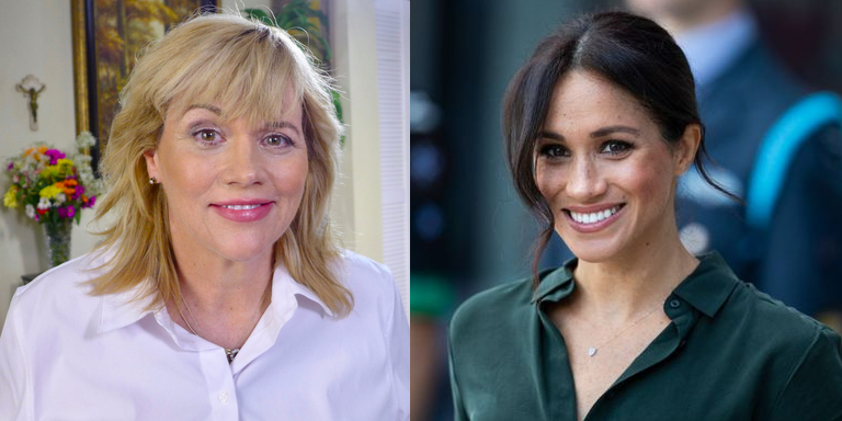 Meghan Markle's Estranged Half-Sister Denies Being Turned Away After Uninvited Palace Visit