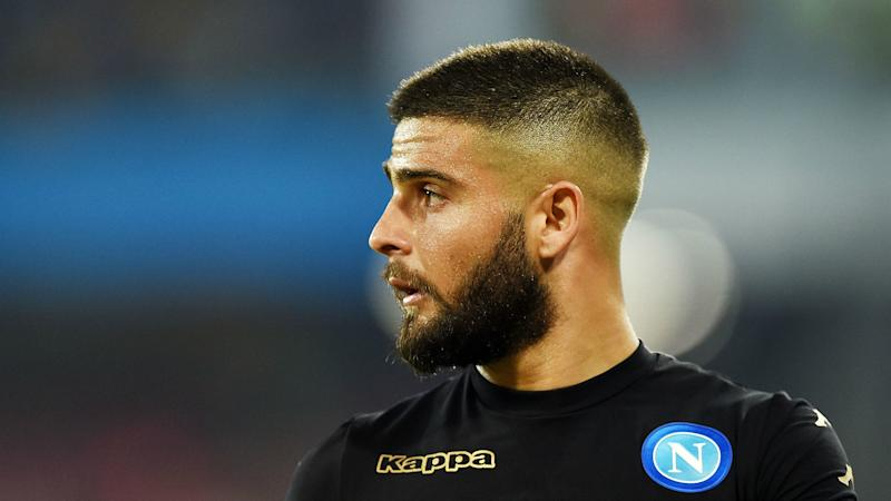 Liverpool target Insigne signs new Napoli deal