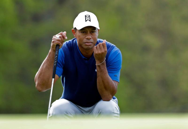 Tiger enters Memorial as U.S. Open warmup