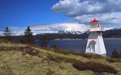 Lighthouse view at Woody Point in Gros Morne National Park - Credit: iStock