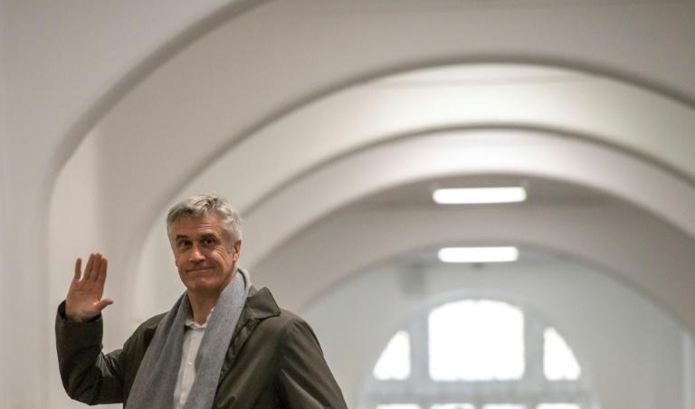 The arrest of US investor Michael Calvey, pictured here in 2019, and other executives of Baring Vostok, one of Russia's oldest private equity groups, sent shockwaves through the country's business community