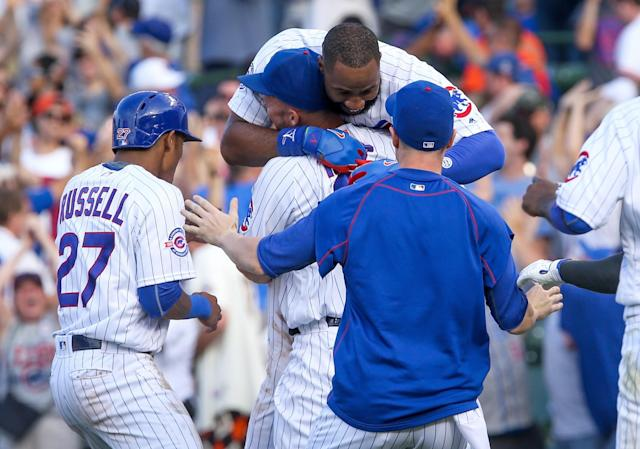 Chicago's magic number to clinch the NL Central is 10. (Getty)