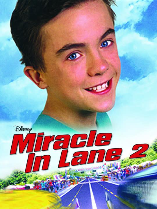 <p>Frankie Muniz stars in this crime caper about a boy in a wheelchair who will stop at nothing to acquire a trophy.<br><br><i>(Credit: Disney Channel)</i> </p>